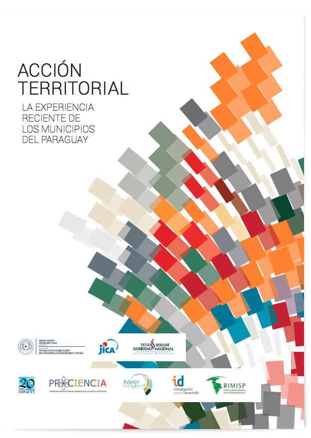 Book Cover: Acción territorial
