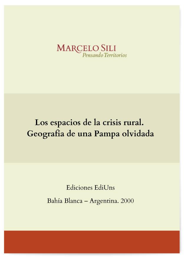 Book Cover: Los espacios de la crisis rural