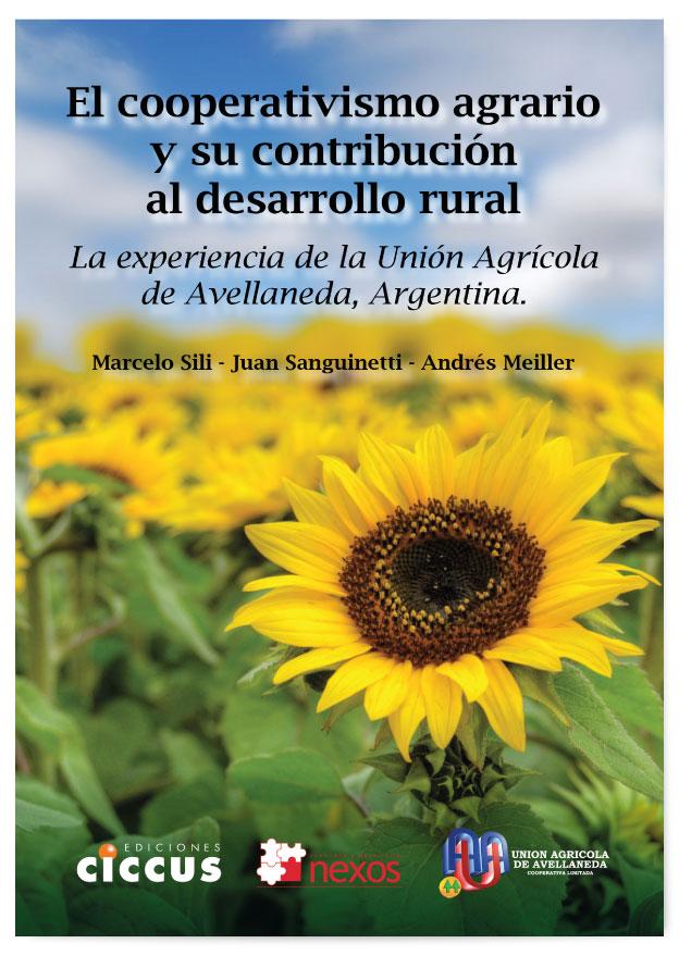 Book Cover: El cooperativismo agrario y su contribución al desarrollo rural